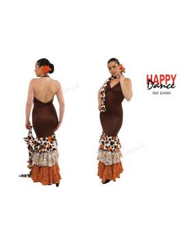 ROBE FLAMENCO E4493 HAPPY DANCE
