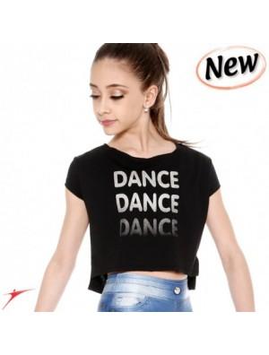 TEE SHIRT COURT - Le Monde de la Danse