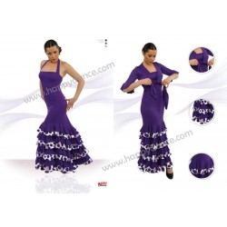 ROBE FLAMENCO
