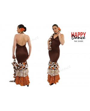 ROBE FLAMENCO E4493 HAPPY DANCE